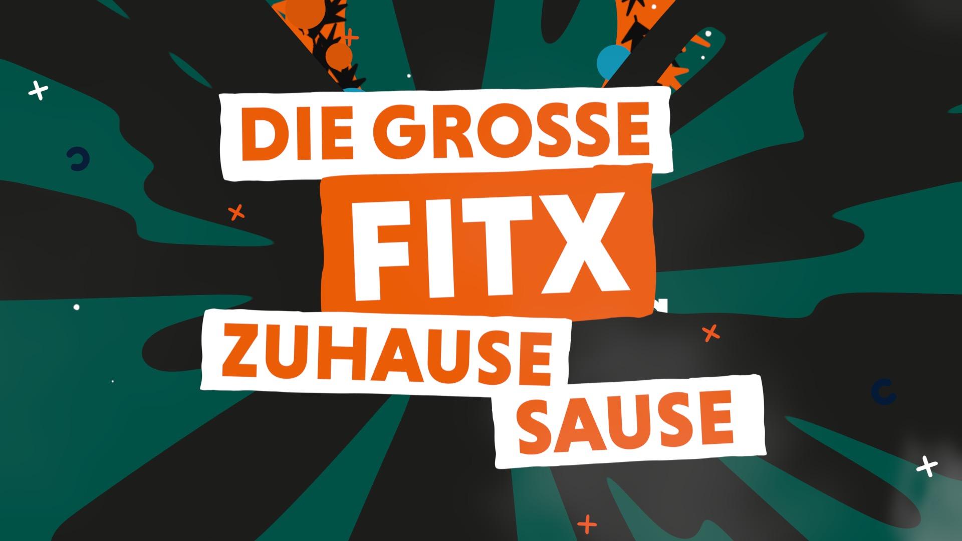 FitX Zuhause Sause – Virtuelle Weihnachtsfeier