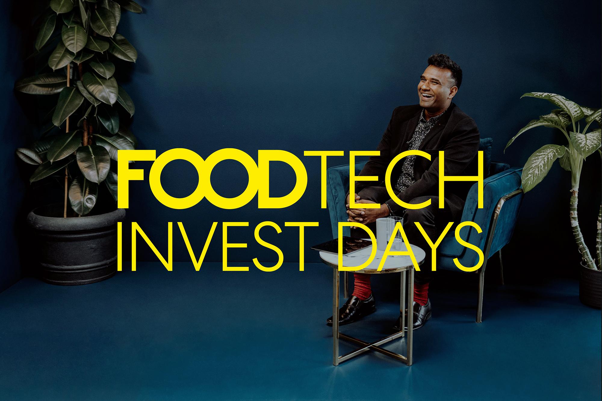 Food Tech Invest Days 2021 – Digitalkonferenz